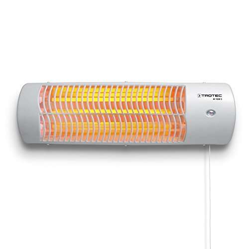 Trotec 1410003101 - Stufetta a raggi infrarossi IR 1500 S