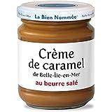 Crème de caramel de Belle-Île-en-Mer au beurre salé
