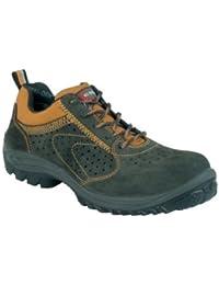 "Cofra 63590–001.w42Talla 42s1P SRC–zapatos de seguridad de ""Cuba–Negro"