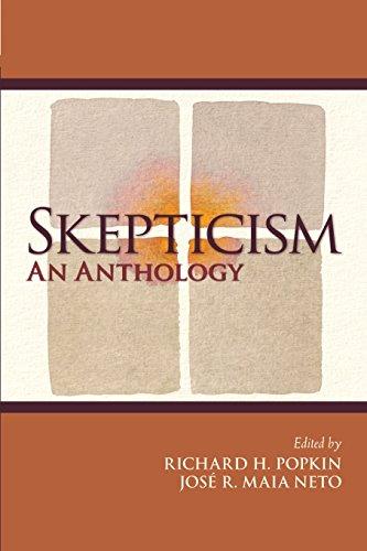 Skepticism: An Anthology