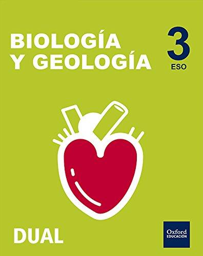 Inicia dual biología y geología serie nácar libro del alumno - 3º eso