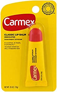 Carmex moisturizing lip balm - 0.35 oz
