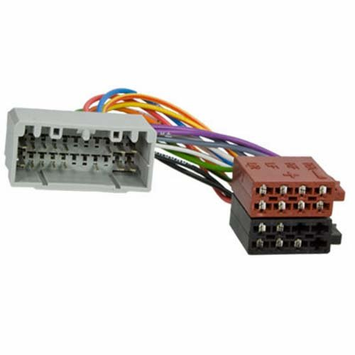 Baseline Connect Radio-Adapterkabel auf ISO Spannung plus 4 Lautsprecher -
