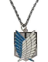 Colgante de las alas alas collar del cosplay libertad libertad-Pidak shop