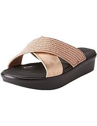 Sandalias Para Chanclas esRose Zapatos Amazon Gold Y Mujer n0vNm8wO