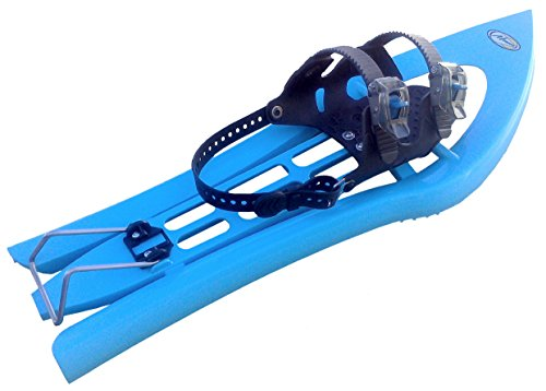 Morpho Unisex trimovalp Freeride–Raquetas de nieve, color azul/gris, talla única