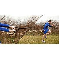 Fitness Health  FH Velocidad Resistencia Power Arnés Resistencia,Rugby Equipo de Entrenamiento de fútbol