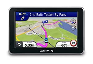 "Garmin nuvi 2370LT 4.3"" Sat Nav with Full Europe and North America Maps"