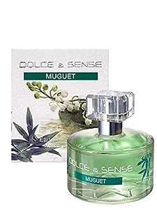 Paris Elysees DOLCE and SENSE Muguet Eau De Parfum for Women 60ml