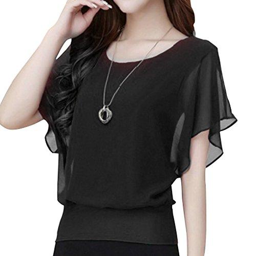 qhgstore-mujeres-camiseta-de-verano-de-gasa-top-batwing-camisa-de-manga-corta-suelta-blusa-casual-ne