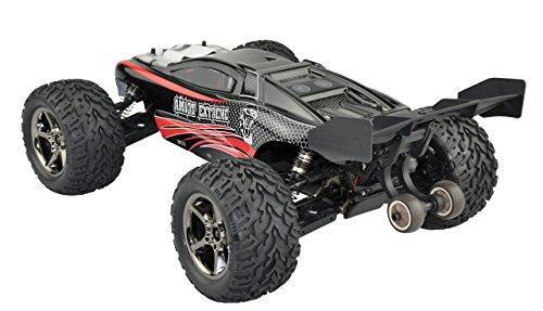RC Auto kaufen Truggy Bild 3: 1:10 Amewi AM10T 4WD Brushless*