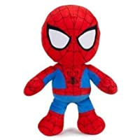 BTC Soft Plush Spider Man Cartoon Characters Soft Toy for Kids (Size-50 cm)