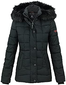 Marikoo - Chaqueta - chaqueta guateada - para mujer