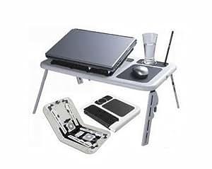Foldable Laptop Etable Wid 2 Usb Cooling Fans