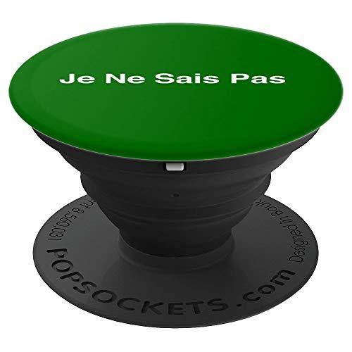 Je-Ne-Sais-Pass-Ich-kenn-die-nicht-französischen-Sommer - PopSockets Ausziehbarer Sockel und Griff für Smartphones und Tablets