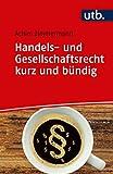 Handels- und Gesellschaftsrecht kurz und bündig (Brückenkurs, Band 4545)