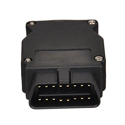 Cikuso Cable de Connexion de l'adaptateur sur l'interface OBD 2 pour BMW Enet Ethernet ESYS ICOM Codage de Serie F
