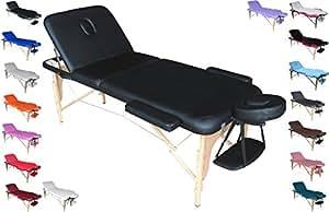 Polironeshop lettino portatile pieghevole per massaggi for Lettino per estetista pieghevole