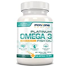 IronOre Omega 3