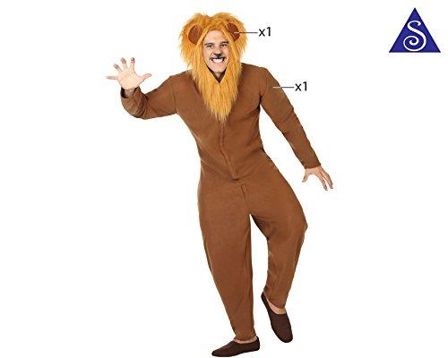 Imagen de atosa 15457–león, señor disfraz, tamaño xl, 54/56 alternativa