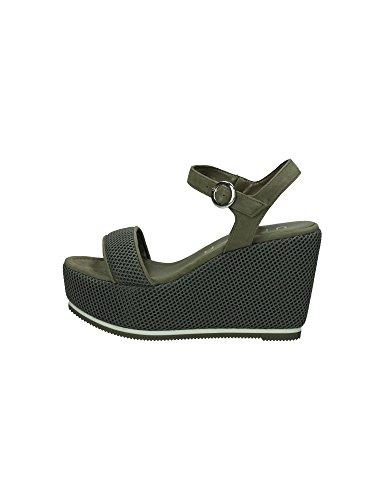 """Damen Sandaletten """"Lican"""" Khaki"""