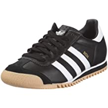 Adidas Rom Classic Vintage men sneaker trainer black, pointure:eur 40.5