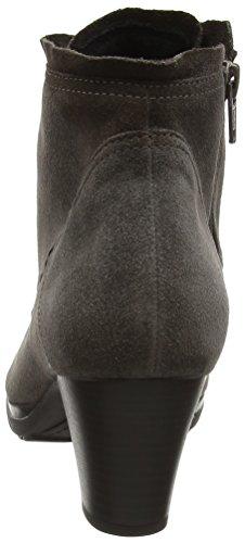 Gabor Comfort Basic, Bottes Classiques Femme Gris (Elephant Micro)