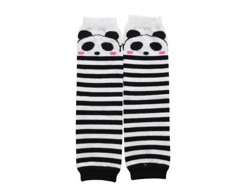 BONAMART ® Baby Kleinkind Mädchen Jungen Kinder Socken Cotton Leggings Legs Wärmer Beinstulpen Babysocken Footless Kniestrumpf Karikatur strickmuster Baumwolle