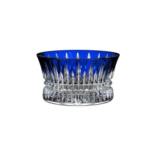 Waterford Lismore Diamant Mutter Schüssel Blau Waterford Lismore Diamond Vase