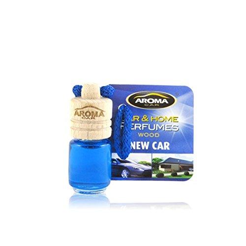 Aroma Car Deodorante, Profumo Mini Bottiglia Legno Senteur Veicolo Nove Fabbricazione Francais