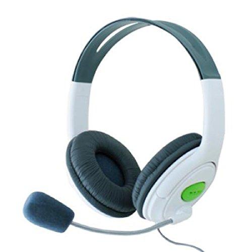 Kopfhörer Stereo Gamer Komfortable + Micro Gehörschutz Xbox 360 ()
