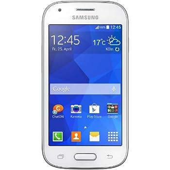 Samsung G310 Galaxy Ace Style Smartphone, 4 GB, Bianco [Italia]
