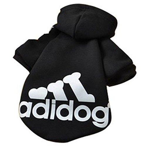Bohai Haustier Hund Pullover Hündchen POLO T-Shirt Kleidung Bekleidung