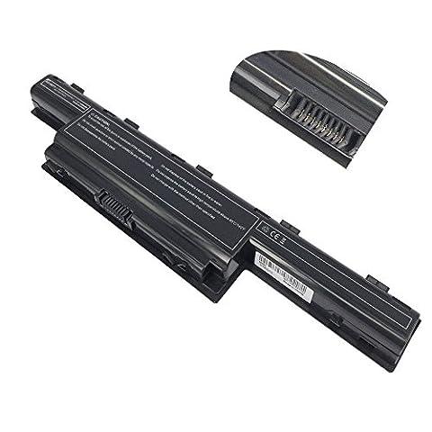 Batterie d'ordinateur portable AS10D31; AS10D3E; AS10D61; AS10D71; AS10D51; AS10D41 Pour Acer TravelMate 5335 5740G 6495G 6595G 7740G 8472TG 8473G(MS2333) 8572T 8573G Packard Bell EasyNote LM81 LM82 LM83 LM85 LM86 LM87 LM88 LM89 LM94 NM85 NM86 NM87 TK36 TK37 TK81 TK83 TK85 TK87 TM01 TM80 TM81 TM82 TM85 TM86 TM87 TM89 TM94 TM98 TS13HR TS44HR TV11HC TV43CM