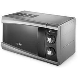 De'Longhi MW200.1 S forno a microonde con grill 20 litri