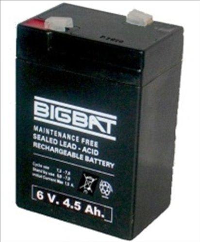 Batteria 6V 4,5ah