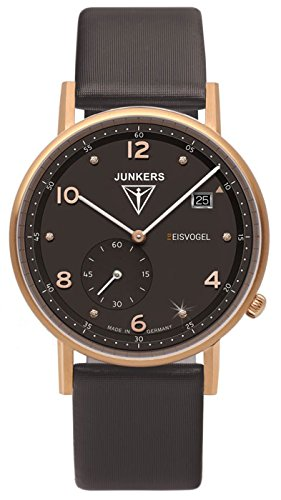Junkers 6733-3 Eisvogel F13 Ladies Watch 6733-2