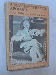 A Mathematician's Apology by G. H. Hardy (1967-09-01)