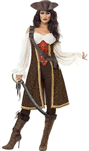 High Seas Pirate Wench Costume Small