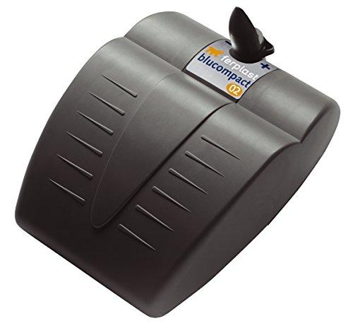 Ferplast blucompact 02 Filtre intérieur 230-240 - 50 V/Hz - Lot de 4