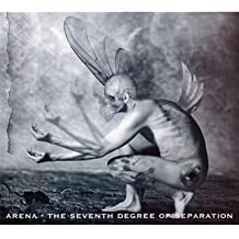 The Seventh Degree Of Separation (Special Edition + DVD) by Arena (2011) Audio CD