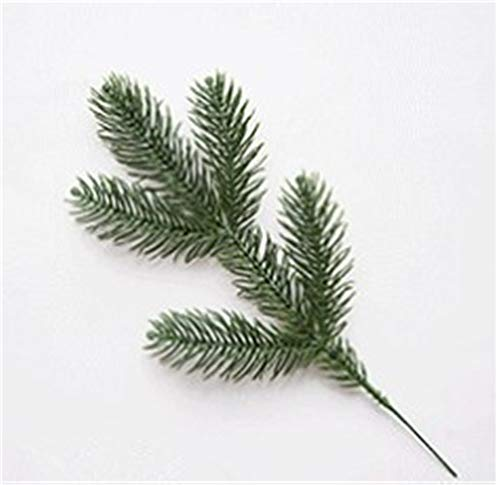 Árbol de pino artificial de chakil ramas de tacto real con bisagras...