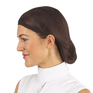 Shires Aerborn What Knot Hairnets (Medium Brown, Long Hair)