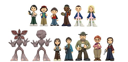Funko - Figurine Stranger Things Mystery Minis - 1 boîte au hasard / one Random box - 0889698211246