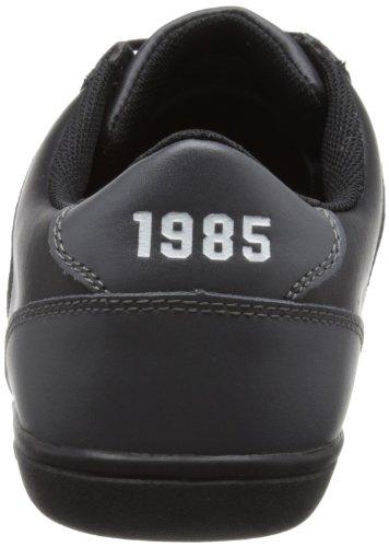 Tommy Hilfiger  Rickey 1A,  Herren Sneaker Low-Tops Schwarz