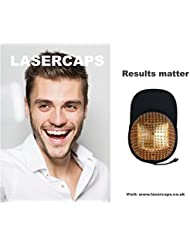 NEW UPDATED HAIR-LOSS LASER CAP FOR MEN OR WOMEN- PROVEN THERAPY TO TREAT HAIR LOSS AND PROMOTE HAIR GROWTH 148 LASER DIODES WITH 30MIN TIMER AND BEEP NOTIFICATION WHICH COVER THE SCALP