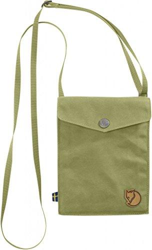 Fjällräven Uni Pocket Schultertasche, Meadow Green, 18 x 14 x 3 cm