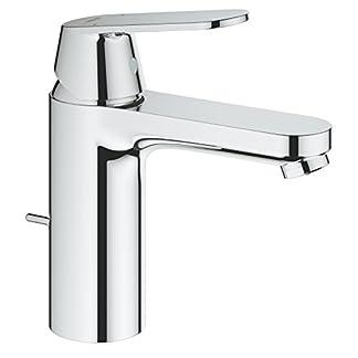 41nvvcJt35L. SS324  - Grohe 32824000 Eurosmart C - Batería para lavabo Grifo