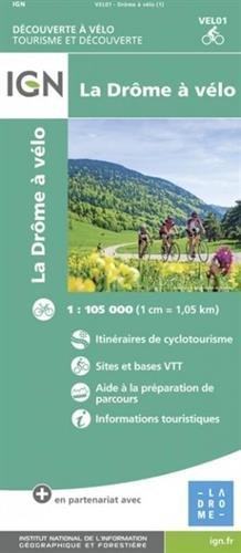 La Drome a Vélo par Collectif
