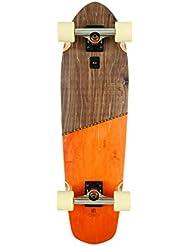 """Globe Big Blazer Skateboard 32"""" Marrón/Naranja"""